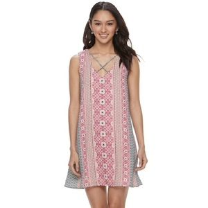 Lily Rose Dresses - Lily Rose Shift Dress (JUNIORS)